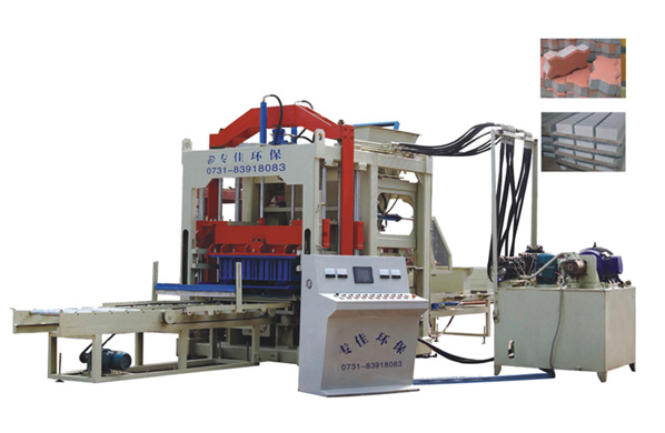 SH-QTY10-15Fully Automatic Block Making Machine